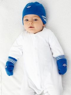 adidas Originals Boys Hat and Gloves Set Very.co.uk