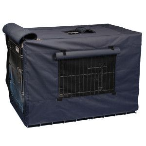 Dog Crate Covers » Precision Pet Indoor/Outdoor Crate Cover
