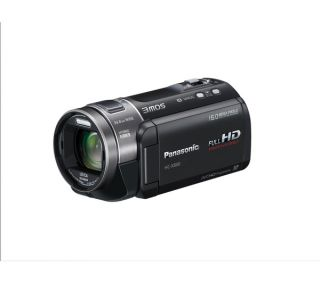 PANASONIC HC X800EB K Full HD Camcorder   Black Deals | Pcworld