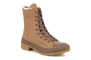 Chuck taylor all star lady outsider boot hi Converse (Marron