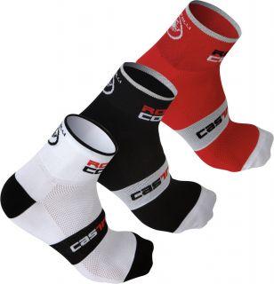 Wiggle  Castelli Rosso Corsa 6 Socks   SS2011  Cycling Socks