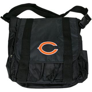 Chicago Bears Black Diaper Bag  Meijer