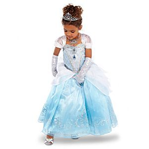 Limited Edition Cinderella Costume Collection for Girls  Costumes