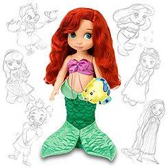 Ariel  Little Mermaid  Disney Princess