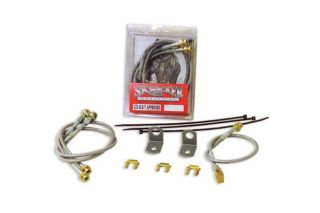 Skyjacker Braided Stainless Steel Brake Lines