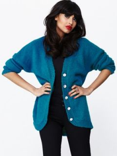 Jameela Jamil Slouchy Boyfriend Cardigan  Very.co.uk
