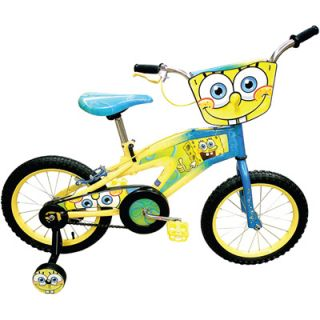 16 Inch SpongeBob SquarePants Boys Bike  Meijer
