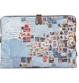 Paul Smith  Stamp Print 15 Inch Laptop Case  MR
