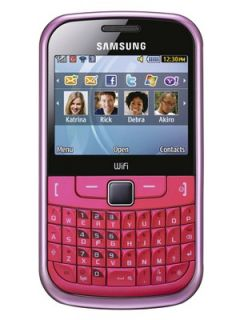 Samsung Chat 335 Sim Free Mobile Phone   Pink Very.co.uk