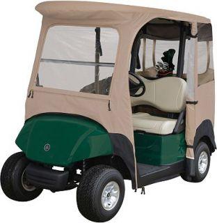 Classic Accessories Yamaha Drive Golf Cart Enclosure at Golfsmith