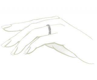 Flora Vida™ Diamond Wedding Ring in Platinum  Blue Nile