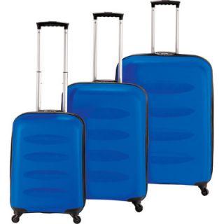Heys USA Apollo 3 Piece Luggage Set   Blue (D1046 Blue)  BJs