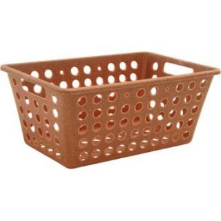 Cesta Organizadora Grande Bios Large Basket Bios Carvalho 19 cm