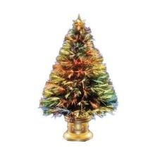 Celebrations® 3ft Multi Colored Fiber Optic Christmas Tree (SZRX7 100