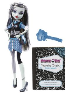 Monster High Frankie Stein Doll Littlewoods