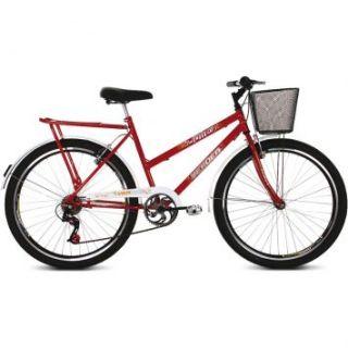 Seja para manter a forma ou para diversão, a Bicicleta Verden Jolie