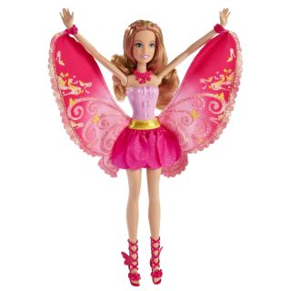 BARBIE A FAIRY SECRET Fairy Doll (Pink)   Shop.Mattel