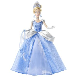 Disney Princess Cinderella HOLIDAY PRINCESS® Doll   Shop.Mattel