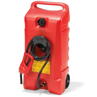 The 14 Gallon Portable Gas Pump   Hammacher Schlemmer