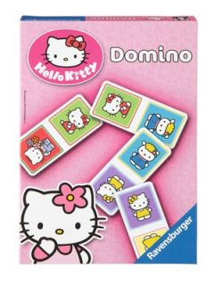 Fun to play Hello Kitty Domino GameShows different Hello Kitty poses