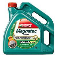 Castrol Magnatec 10W40 A3 B4 Oil 4 Litre Cat code 918615 0
