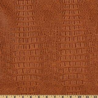 Faux Leather Gator Rawhide   Discount Designer Fabric   Fabric