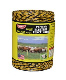 ELECTRIC FENCE WIRE | ELECTRIC FENCE TAPE - STATELINETACK.COM
