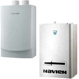 Water Heaters  Tankless Water Heaters   Gas  Navien Condensing