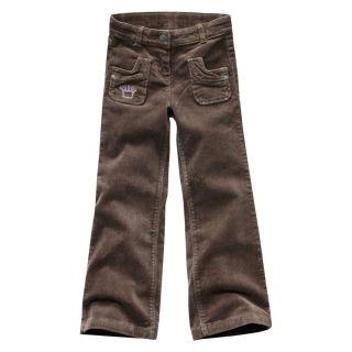 Pantaloni bootcut corporatura normale bambina   VERTBAUDET   Bambina