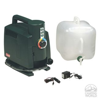 Hot Water On Demand Portable Water Heater   Coleman 2000007107   Water