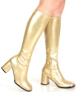 gogo boots 70s