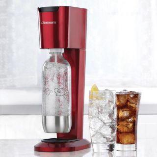 SodaStream Home Soda Machine at Brookstone—Buy Now
