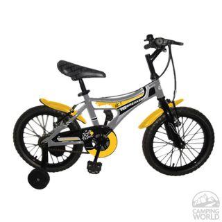 Tour de France Tiebreaker 16   Cycle Force Group 30116   Kids Bikes