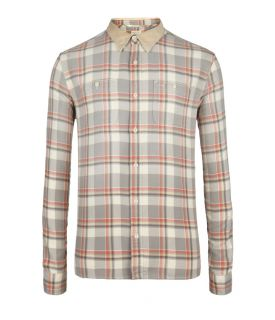 Mens Long Sleeve Shirt  Clearcutter LS Shirt  AllSaints