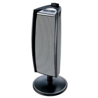 MacMall  Bionaire Oscillating Fan Heater with Remote Control BFH3521