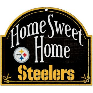 Pittsburgh Steelers Home Decor Wincraft Pittsburgh Steelers Home Sweet