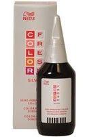 Wella Color Fresh Silver Semi Permanent Colour 75ml   Free Delivery