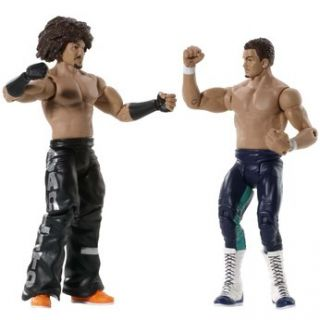 Sorry, out of stock Add WWE 2 Pack Figures   Carlito and Primo   Toys