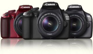 Canon EOS 1100D + 18 55 mm DC III, Macchina foto digitale reflex
