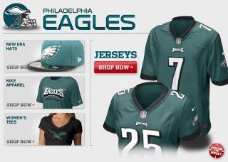 Philadelphia Eagles Apparel   Eagles Gear, Eagles Merchandise, 2012