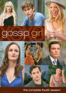 gossip girl season 4 in DVDs & Blu ray Discs
