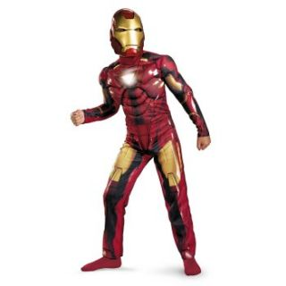 Iron Man 2 (2010) Movie   Mark VI Light Up Deluxe