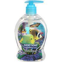 Bulk Aquarium Series Liquid Hand Soap, 7.5 oz. Bottles at DollarTree