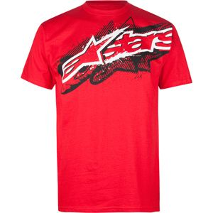 ALPINESTARS Lined Mens T Shirt 187783300  Graphic Tees