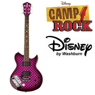 Disney Washburn Camp Rock Electric Guitar   Great Gifts at Deals