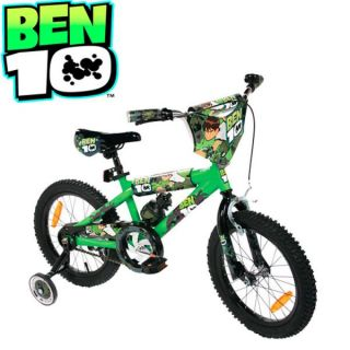Ben 10 Boys BMX Bike  Ben 10  Great Gifts at Deals Direct