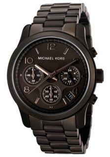 Michael Kors MK5170 Watches,Womens Chronograph Gunmetal Stainless