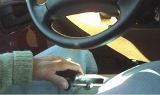 Portable Hand Controls for disabled drivers   Fits most Cars, Trucks