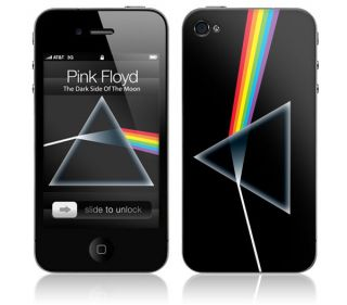 Floyd Dark Side Of The Moon Print iPhone 4S 4 4G Case Cover A0234 B