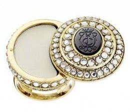 Juicy Couture Couture Couture Solid Perfume Ring   Free Delivery